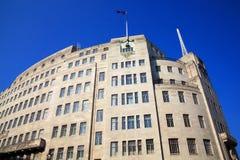 Casa de la difusión de la BBC imagen de archivo libre de regalías