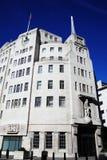 Casa de la difusión de la BBC foto de archivo libre de regalías