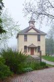 Casa de la escuela vieja Fotos de archivo