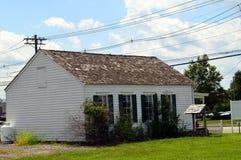 Casa de la escuela vieja Foto de archivo