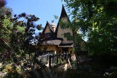Casa de la estrella, Hollywood, Los Ángeles, los E.E.U.U. Imagenes de archivo