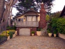 Casa de la fantasía Imagenes de archivo