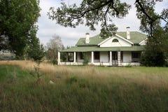 Casa de la granja en Suráfrica Imagen de archivo