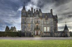 Casa de la lisonja, Irlanda - imagen del hdr. Imágenes de archivo libres de regalías