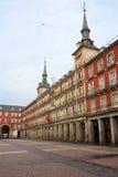 Casa de la Panaderia, Madrid, Spain Stock Image