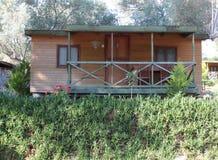Casa de la casa de planta baja Imagen de archivo libre de regalías