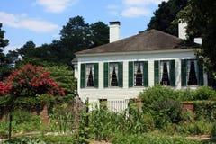 Casa de la plantación Imagenes de archivo