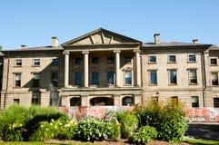 Casa de la provincia - Charlottetown - Canadá imágenes de archivo libres de regalías