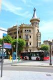 Casa de la Punxa 免版税库存图片