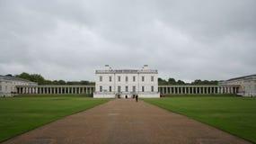 Casa de la reina, Greenwich Fotografía de archivo