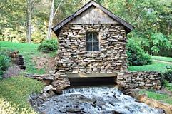 Casa de la roca Fotografía de archivo