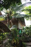 Casa de la señal en Tailandia foto de archivo