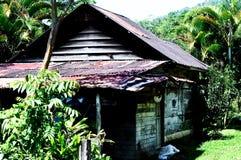 Casa de la selva de Costa Rica Foto de archivo libre de regalías