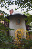 Casa de la torre Imagenes de archivo