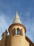 Casa de la torre de Provence fotografía de archivo libre de regalías