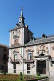 Casa de la villa, madrid, spain Royalty Free Stock Photos