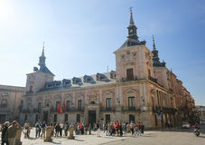 Casa de la Villa in Madrid, Spain Stock Image