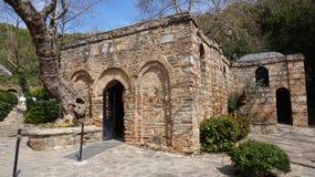 Casa de la Virgen María imágenes de archivo libres de regalías