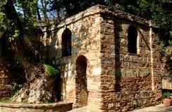 Casa de la Virgen Maria Fotografía de archivo