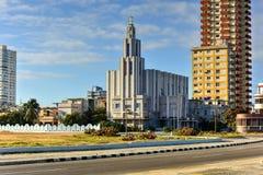 Casa de las Americas - La Havane, Cuba Image stock