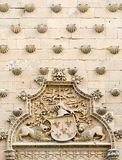 Casa de las Conchas Royalty Free Stock Photos