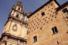 Casa de las Conchas - Chambre des interpréteurs de commandes interactifs Photographie stock