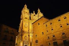 Casa de las Conchas, Salamanca Royalty Free Stock Photography