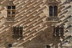Casa de las Conchas, Salamanca Royalty Free Stock Image