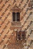 Casa de las conchas Stock Images