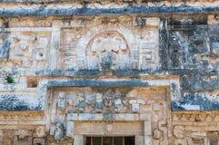 Casa de Las Monjas, Ancient Mayan Ruins at Chichen Itza. Yucatan, Mexico Stock Photos