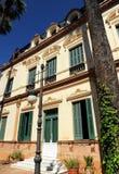 Casa de las sirenas, Casa de las Sirenas, Alameda de Hércules, Sevilla, España Imágenes de archivo libres de regalías