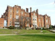 Casa de Latimer uma mansão do Tudor-estilo, Latimer, Buckinghamshire foto de stock