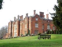 Casa de Latimer uma mansão do Tudor-estilo, Latimer imagens de stock