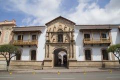 Casa De Libertad - House of Freedom - Sucre, Bolivia Stock Photography