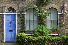 Casa de Londres imagen de archivo