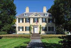 Casa de Longfellow Foto de archivo