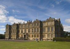Casa de Longleat Imagens de Stock Royalty Free
