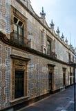 Casa De Los Azulejos Obrazy Royalty Free