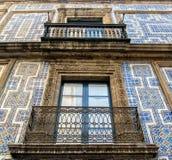 Casa de los Azulejos Stock Photo