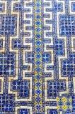 Facade with talavera tiles puebla mexico stock photo for Casa de los azulejos puebla