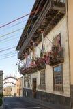 Casa de los Balcones Stock Photo