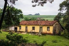 Casa de los colonos fotos de archivo libres de regalías