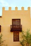 Casa de los Coroneles Fuerteventura La Oliva Royalty Free Stock Photo