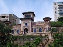 Casa de los Navajas Foto de Stock Royalty Free