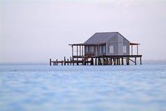 Casa de los pescados Imagenes de archivo