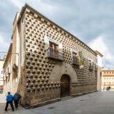 Casa de Los Picos - alloggi il Los Picos a Segovia Fotografia Stock Libera da Diritti