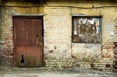 Casa de los tugurios Imagen de archivo libre de regalías