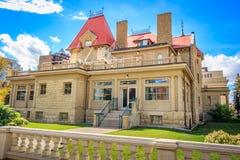 Casa de Lougheed Foto de archivo libre de regalías