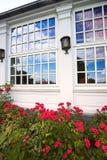 Casa de lujo foto de archivo libre de regalías