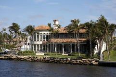 Casa de lujo Imagenes de archivo